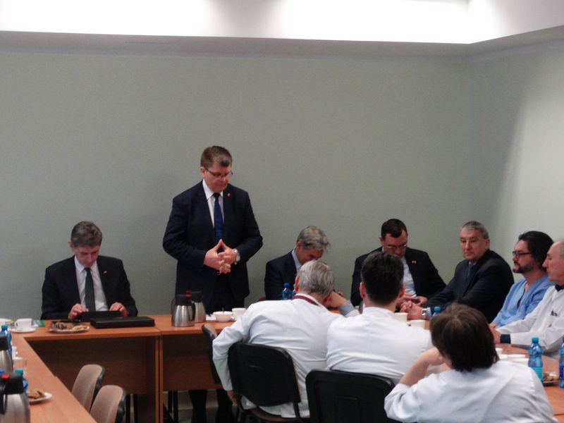 Posiedzenie Zarządu Województwa Podlaskiego
