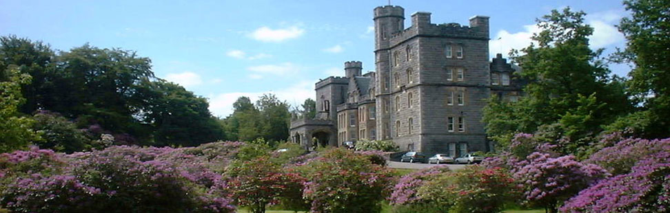 Inverlochy Castle  Highlands And North East Coast