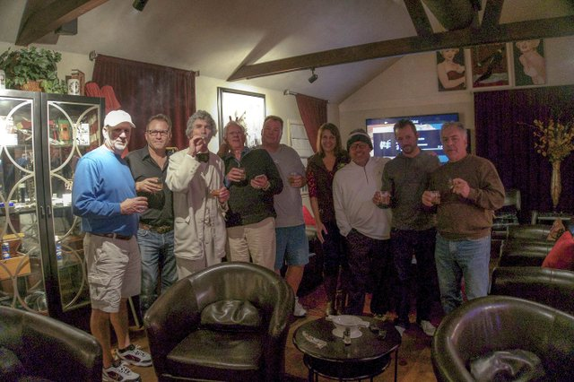 California Golf and Travel Journalists Visit Tuolumne County