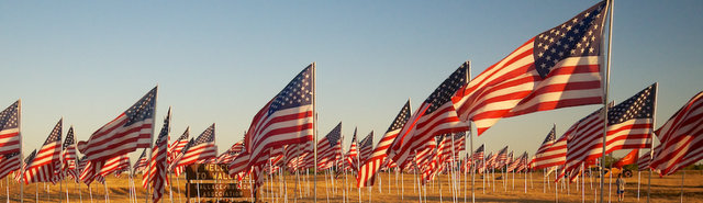 Sponsor A Flag For This Year's Field Of Flags