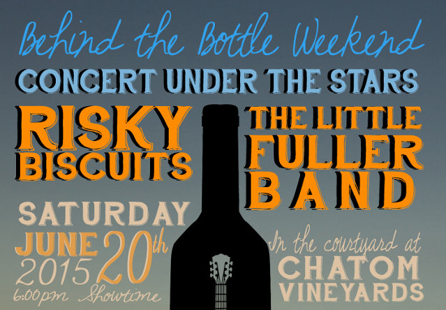 Behind The Bottle Concert Under The Stars At Chatom Vineyards