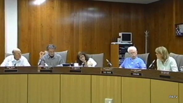 Calaveras County Planning Commission Meeting Video From July 9th Meeting