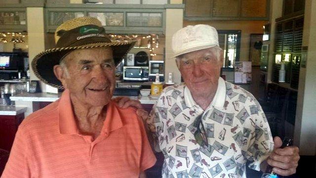 Greenhorn Creek Golf Resort  Men's Club Results for Wednesday August 5, 2015