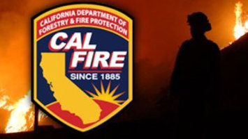 Cal Fire Announces Upcoming Live Fire Training