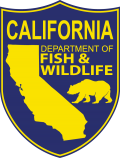 December 2015 California Department of Fish and Wildlife Calendar