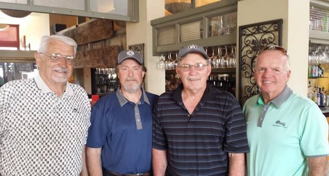 Greenhorn Creek Golf Resort Men's Club Results for Wednesday , March 2, 2016