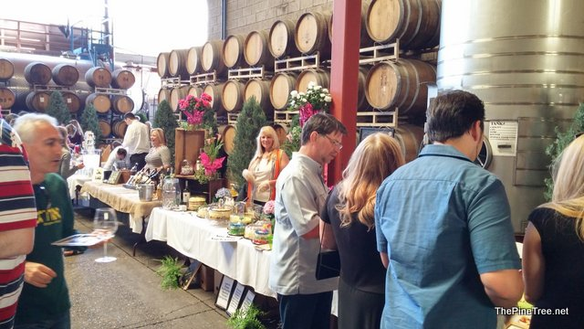 A Quick Peek At Taste Of Calaveras 2016
