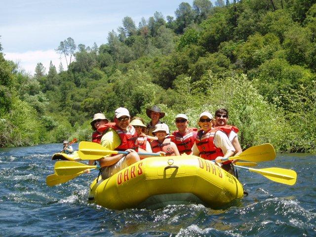 Raft the Mokelumne River with O.A.R.S. to Benefit the Calaveras Youth Mentoring Program Sunday, May 22, 2016!