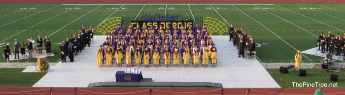 Bret Harte High School 2016 Graduation, Photos & Full Video