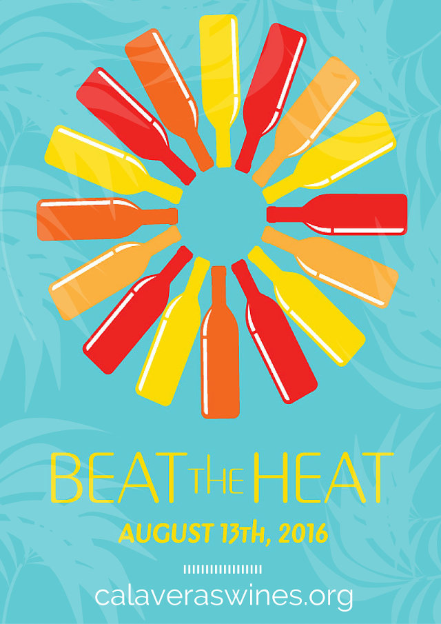 Calaveras Winegrape Alliance's Beat The Heat Is Tomorrow!