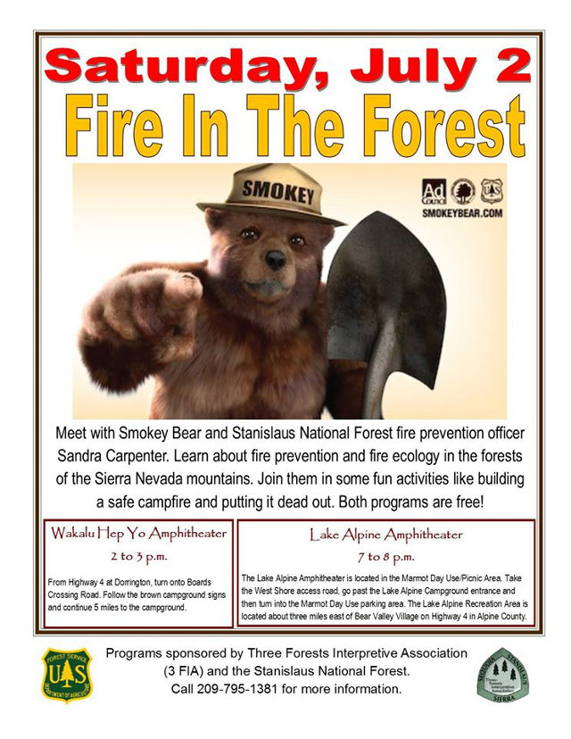 U.S. Forest Service Enacts Temporary Fire Restrictions In High Hazard Areas