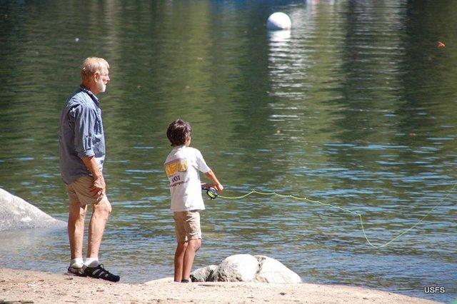 Make Family Memories At The Annual Pinecrest Lake Fish Fair