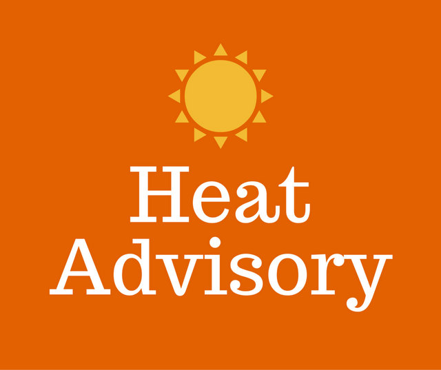 Calaveras County Public Health Issues Heat Advisory To Residents