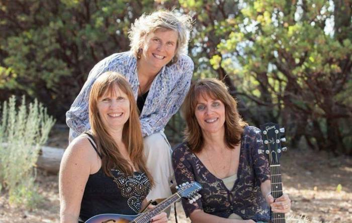 Magnolia Rhythm Trio Entertains Today In Copperopolis!  Market At The Square Is Every Sunday From 10 – 3!!