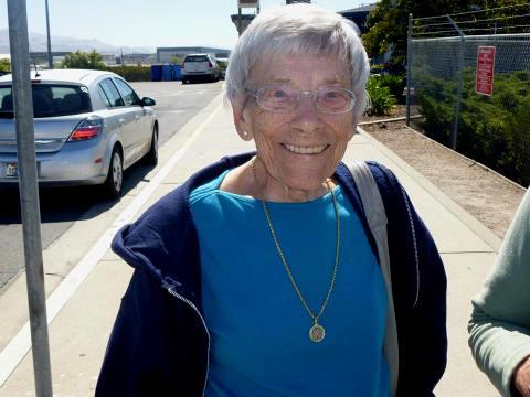 """Mary Elizabeth """"Libby"""" Ray Riedel 1923 – 2016"""