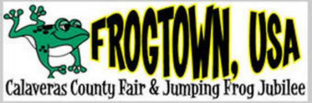 Contest: Theme Needed For The Calaveras County Fair And Famous Jumping Frog Jubilee