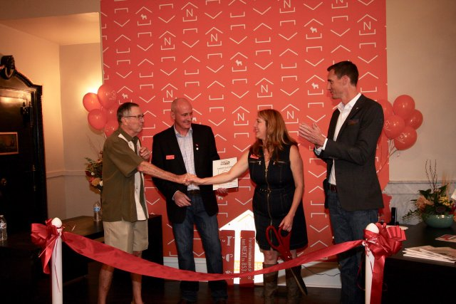 It Was A Grand, Grand Opening At Nexthome Utica Properties