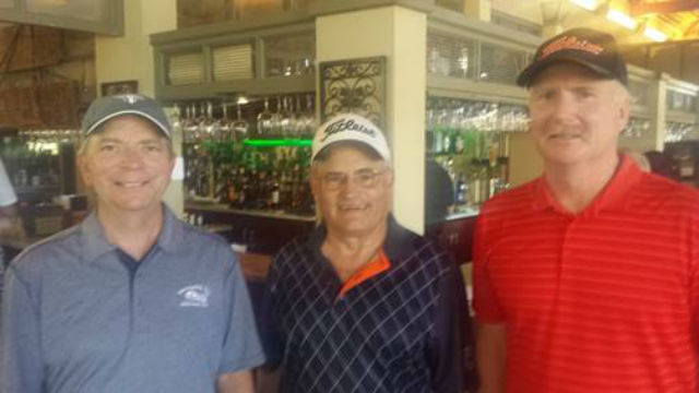 Greenhorn Creek Golf Resort  Men's Club Match Play Championship Results