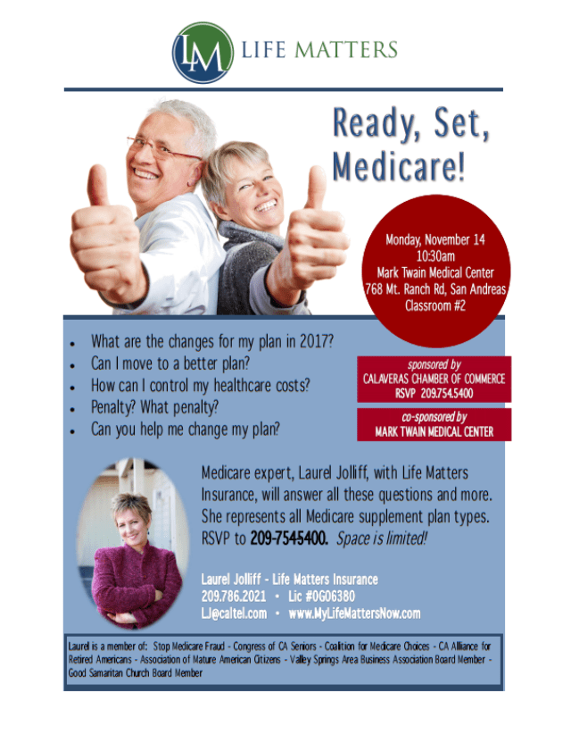 Ready, Set, Medicare!