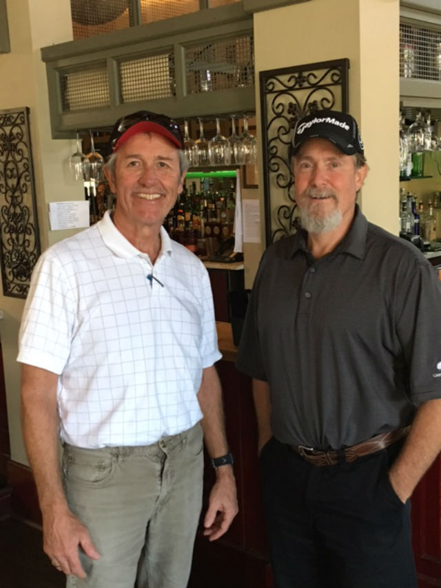 Greenhorn Creek Golf Resort Men's Club Results  Wednesday, November 23rd