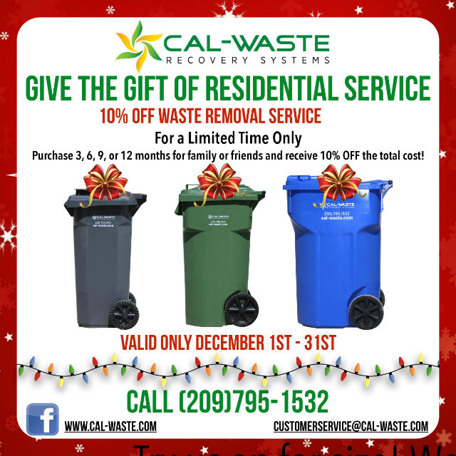 Give The Gift Of Residential Service