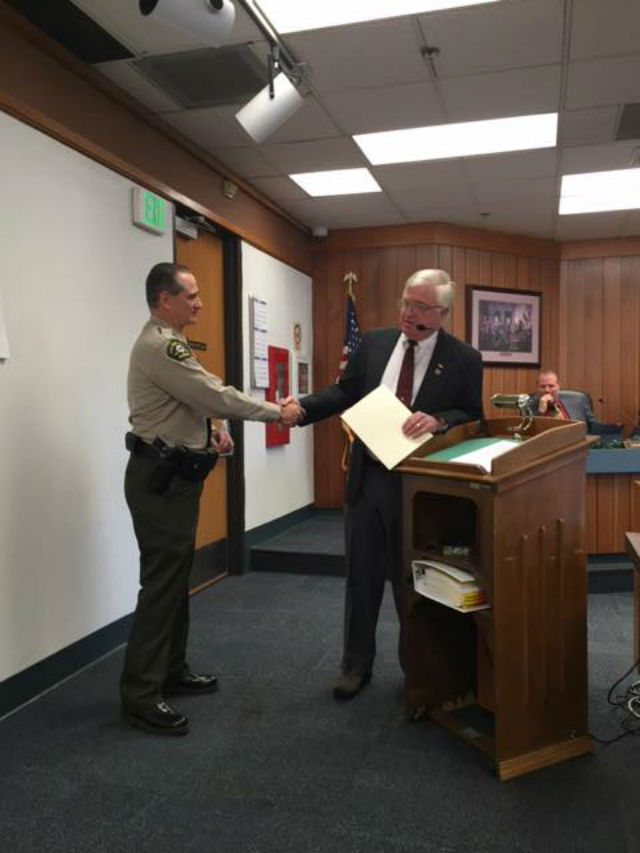 TCSO Deputy Retires After 26 Years Of Service
