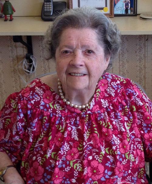 Constance Vivienne Giannini 1921-2016