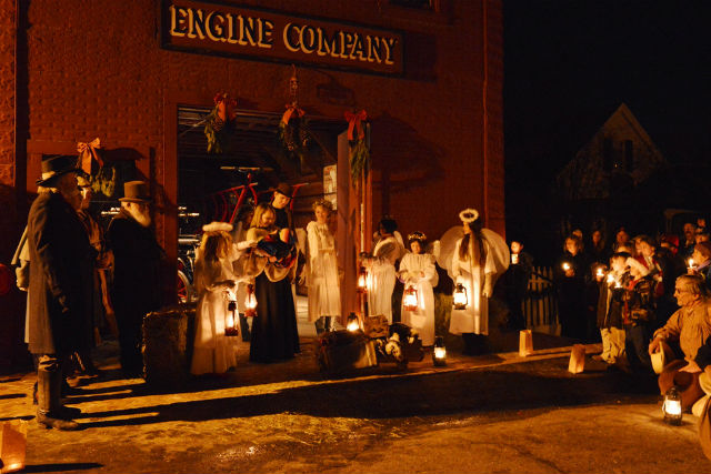 Las Posadas Nativity Procession ~ Sunday, December 11th