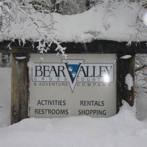 Time For Some Great Holiday Shopping At Bear Valley Cross Country