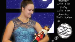"Studio 4 Dance Theater's ""The Nutcracker,"" December 15-17 in Angels Camp!  It Starts Tonight Don't Miss It!"