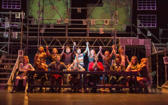 "REVIEW: Xavier's ""Rent"""