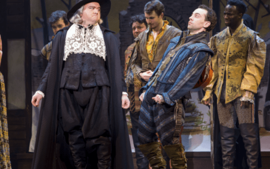REVIEW: Something Rotten