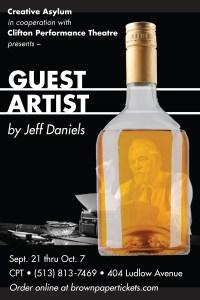 REVIEW: Guest Artist