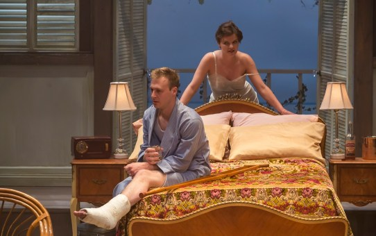 REVIEW: Cat on a Hot Tin Roof