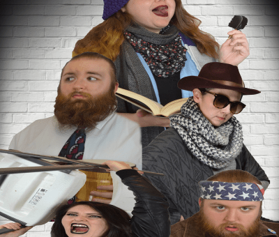 FRINGE REVIEW: Bad Poetry Night