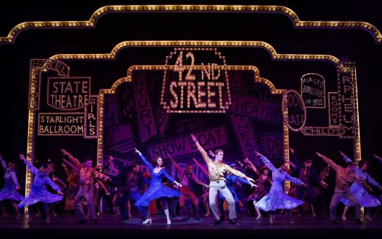 REVIEW: 42nd Street