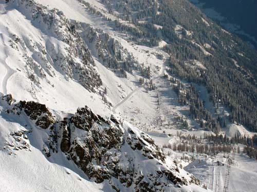 [Brévent] (Haute-Savoie).