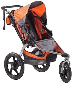 BOB single jogging strollers