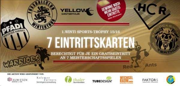 Winti-Sports-Trophy