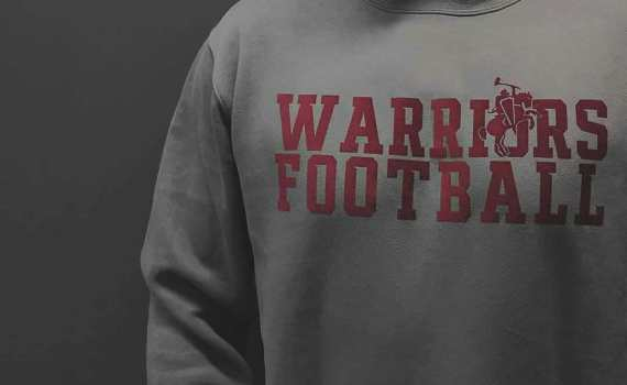 Warriors Sweatshirt