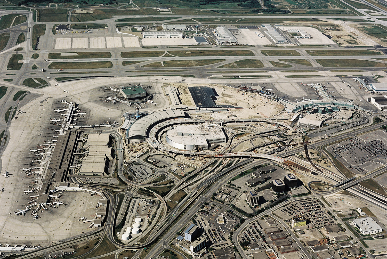 Pearson Toronto Airport International