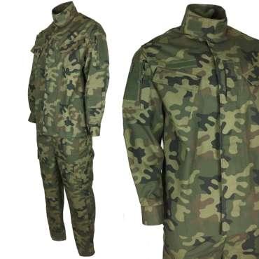 mundur wojskowy WP wz.2010