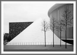 Philharmonie Kirchberg Luxemburg