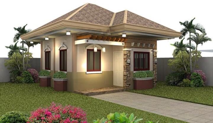 100 House Meter Square Plan