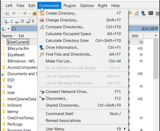 Altap Salamander is free 2-panel File Manager for Windows PC