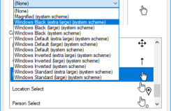 How to change Mouse pointer and cursor size, color & scheme on Windows 10