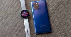 How to Send and Receive Text Messages on Samsung Galaxy Active 2