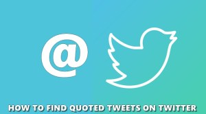 quoted twitter