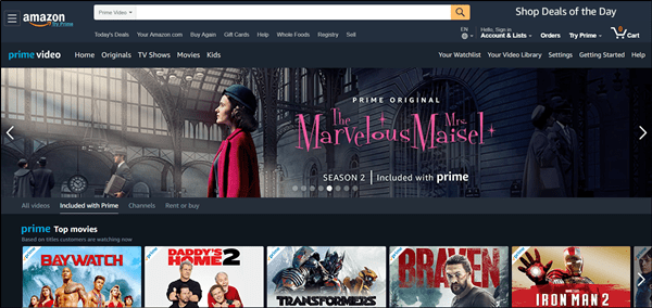 How to improve Amazon Prime Video Experience on Chrome and Firefox