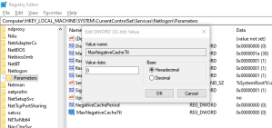 Windows Firewall not recognizing Domain network on Windows 10
